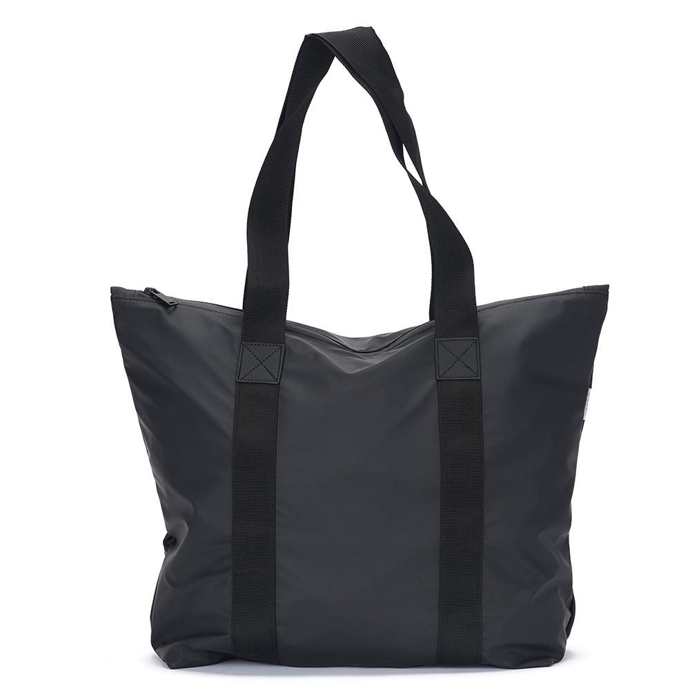 Rains Original Tote Bag Rush Schoudertas Black