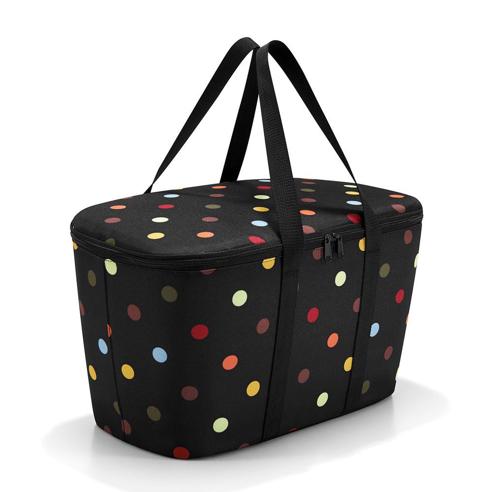 reisenthel koeltas coolerbag dots. Black Bedroom Furniture Sets. Home Design Ideas