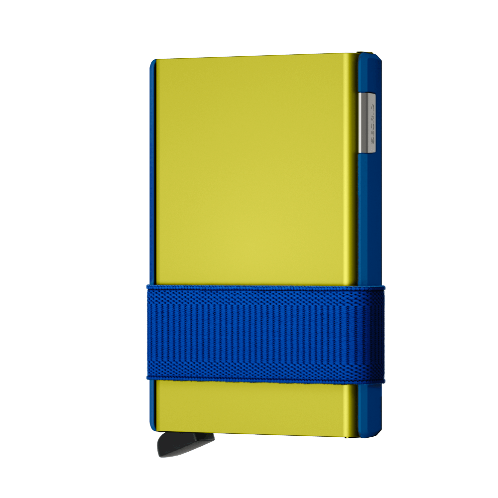 Secrid Cardslide Kaarthouder Electrolime