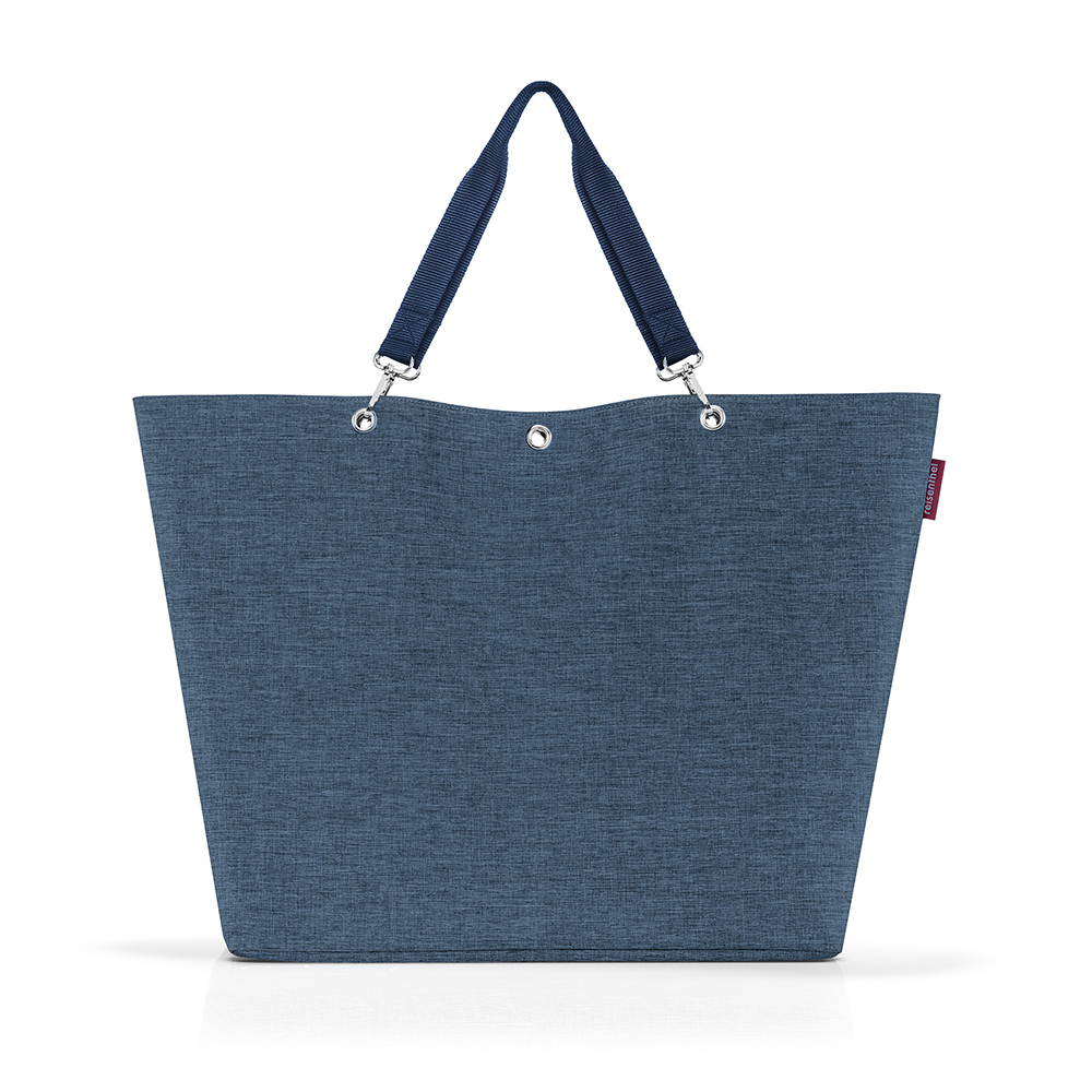 Reisenthel Shopper XL - Strandtas Twist Blue