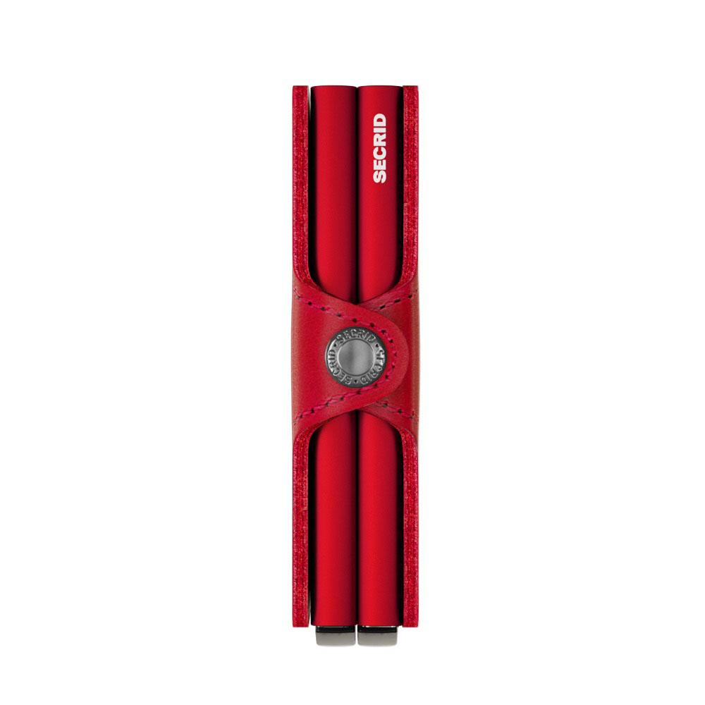 6e5ae7decba Secrid Twin Wallet Portemonnee Original Red Red