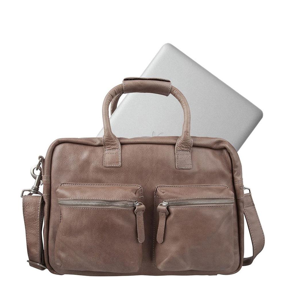 Cowboysbag The College Bag Schoudertas Elephant Grey