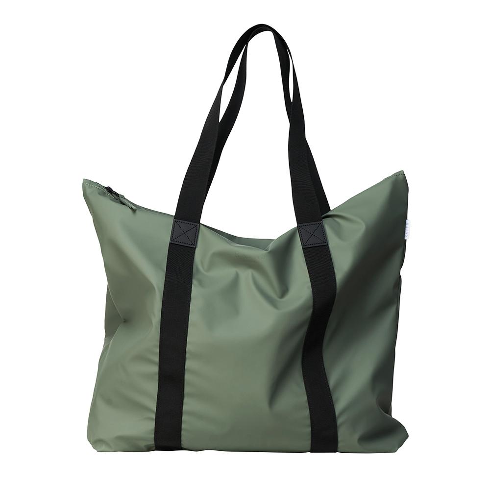 Rains Original Tote Bag Schoudertas Olive