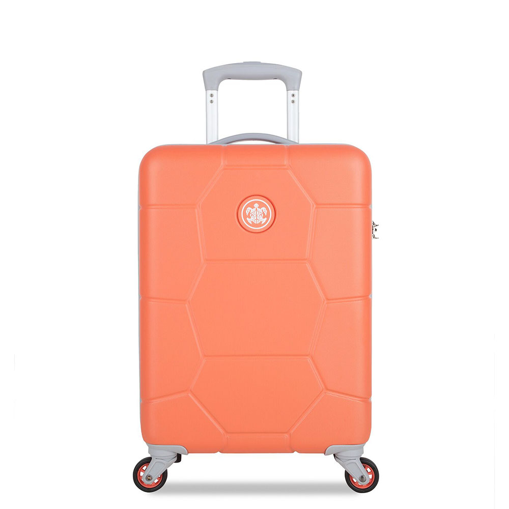 SuitSuit Caretta Evergreen Handbagage Spinner Melon