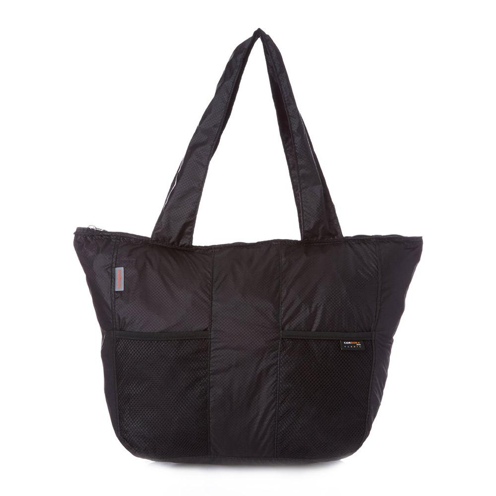 b668b46dbef Samsonite Travel Accessoires Opvouwbare Tote Bag Black