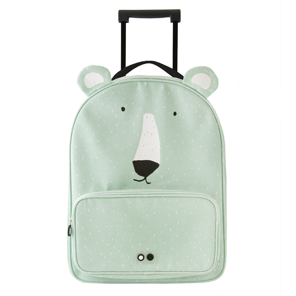 Trixie Kids Trolley Travel Mr. Polar Bear - Kinderkoffers
