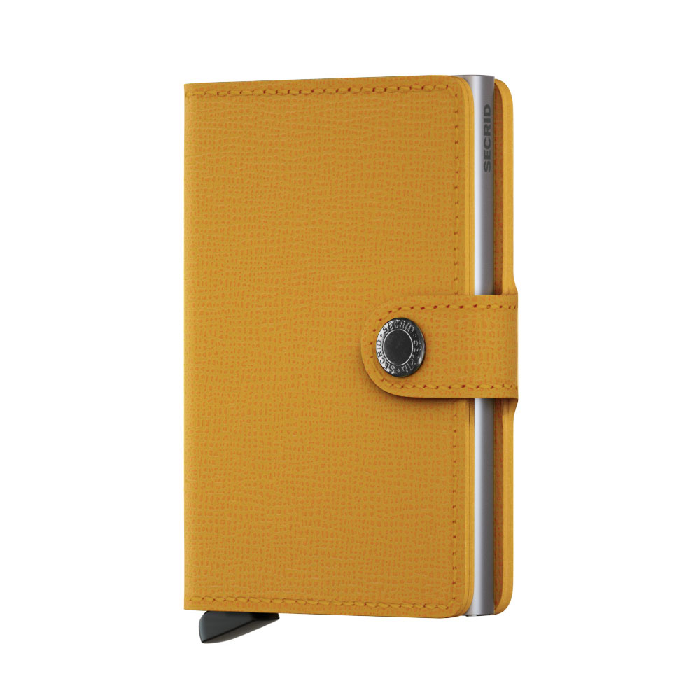 6a60af9aa2c Secrid Mini Wallet Portemonnee Crisple Amber