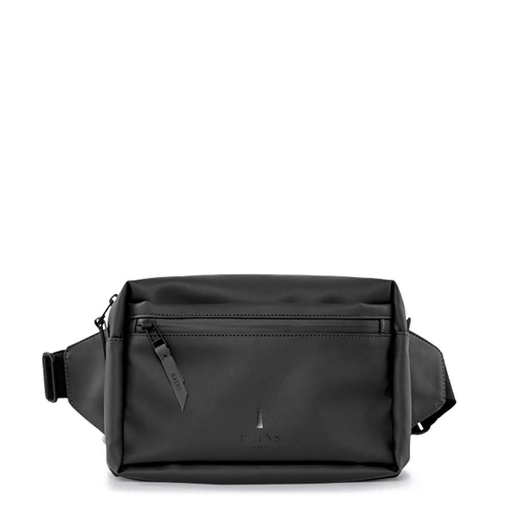Rains Original Waistbag Bag Black