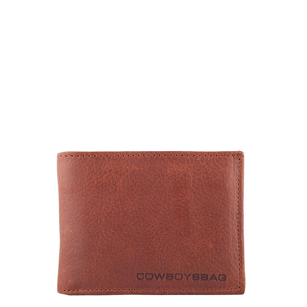 Cowboysbag Portemonnees Wallet Comet Bruin