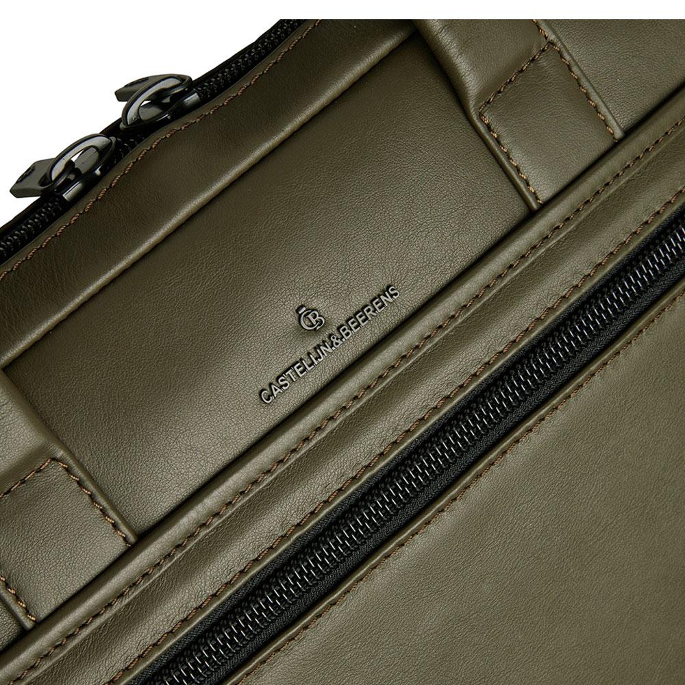 d6fddd231df Castelijn & Beerens Nappa X Echo Laptoptas 15.6
