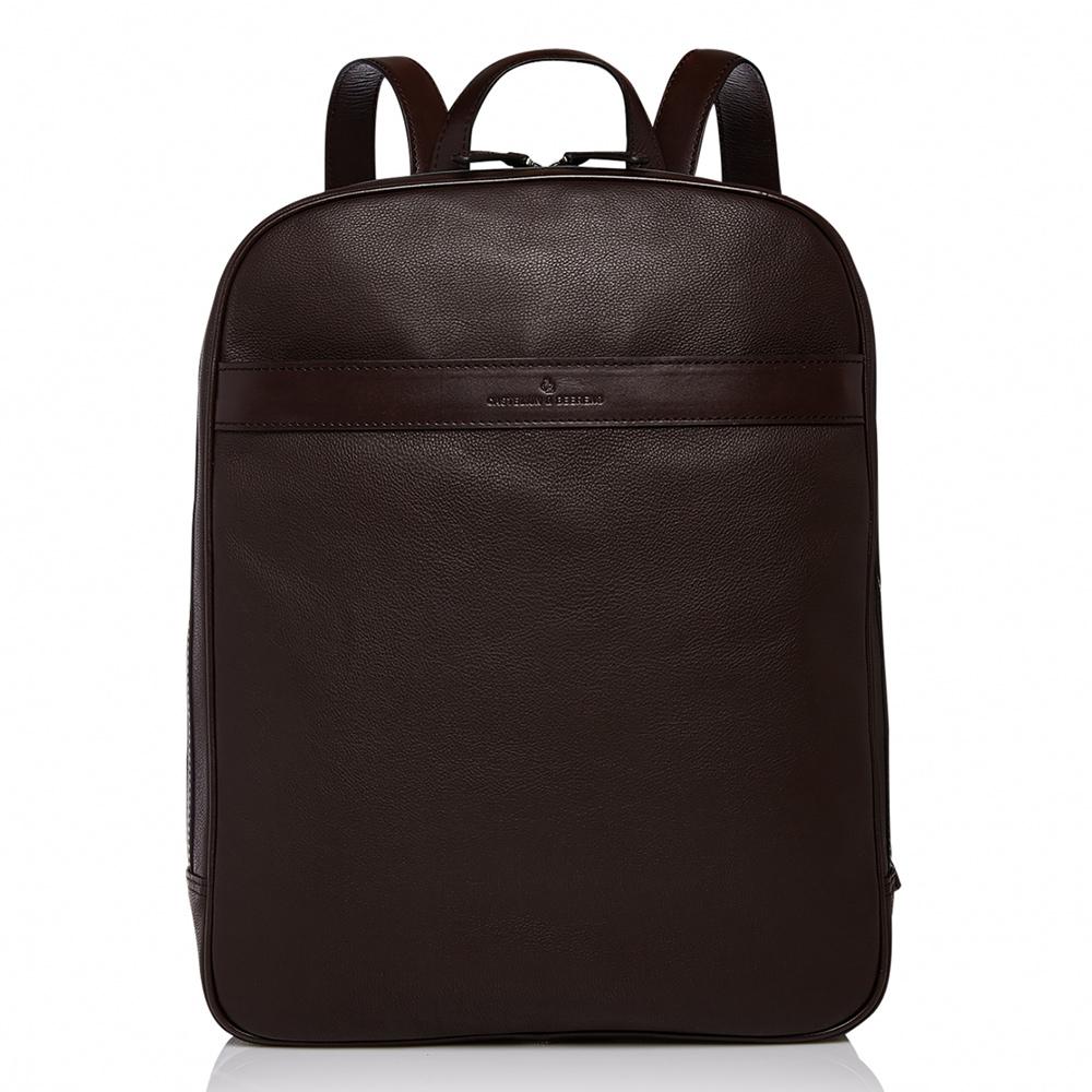 Castelijn & Beerens Vivo Laptop Backpack 15.6'' RFID Mocca