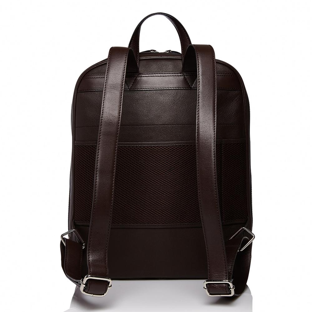 53c6c1756db Castelijn & Beerens Vivo Laptop Backpack 15.6'' RFID Mocca 9576